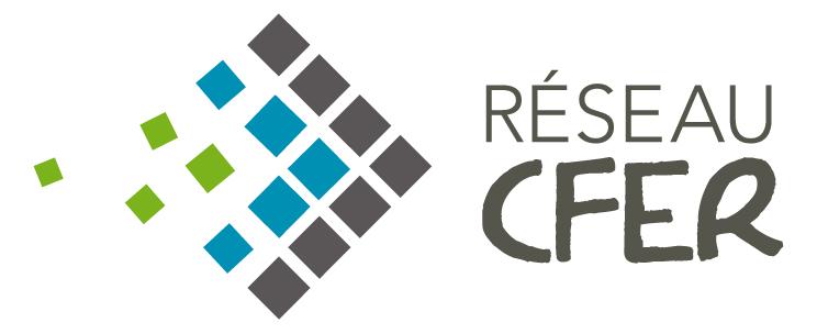 12 CFER et création du Réseau québécois des CFER
